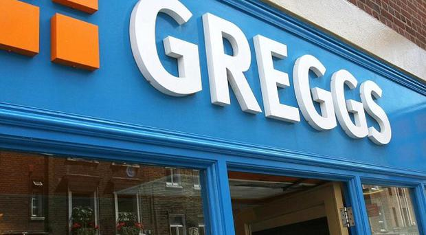 High street baker Greggs is to open its first store at a motorway service station
