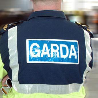 Gardai arrested three women after seizing a firearm and cosmetics while searching a property in west Dublin