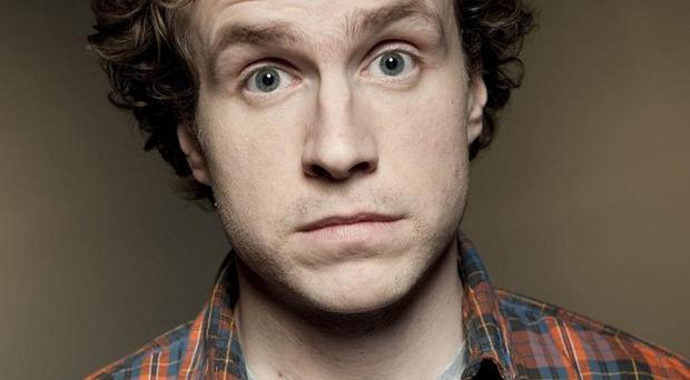 Rafe Spall said Pete was even more of a loser in the second series