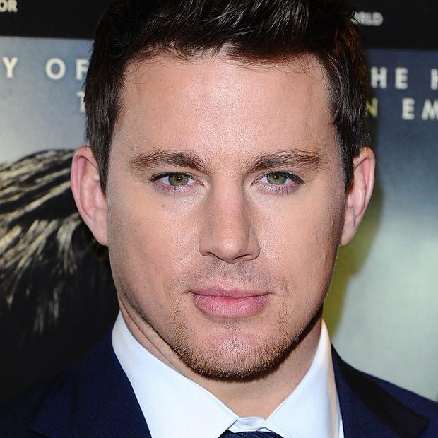 Channing Tatum is being linked to the film Foxcatcher