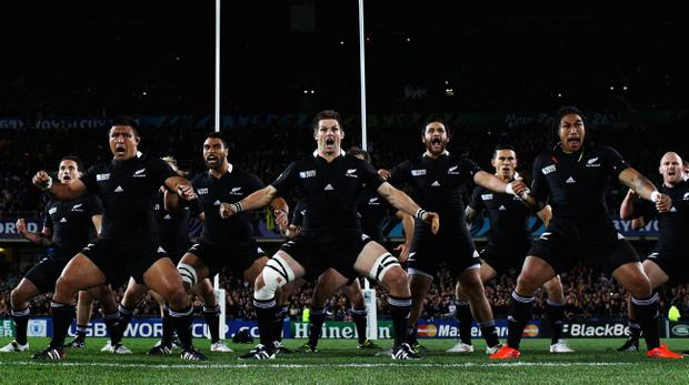 The All Blacks have not won the World Cup since 1987