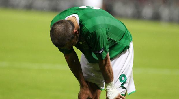 David Healy and the Northern Ireland squad have had their fair share of disappointments recently