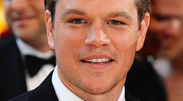 Matt Damon is planning to make his directorial debut