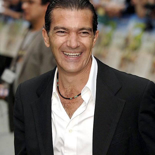 Antonio Banderas voices Puss In Boots in the latest DreamWorks animated film