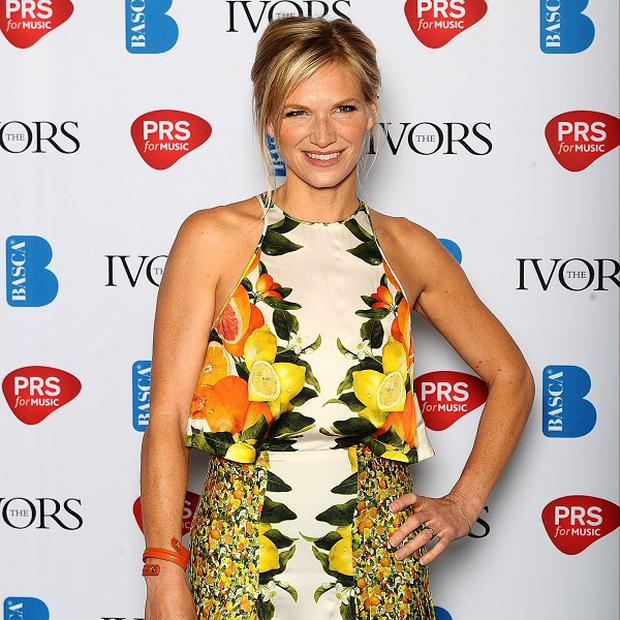 Jo Whiley says it was her decision to leave Radio 1