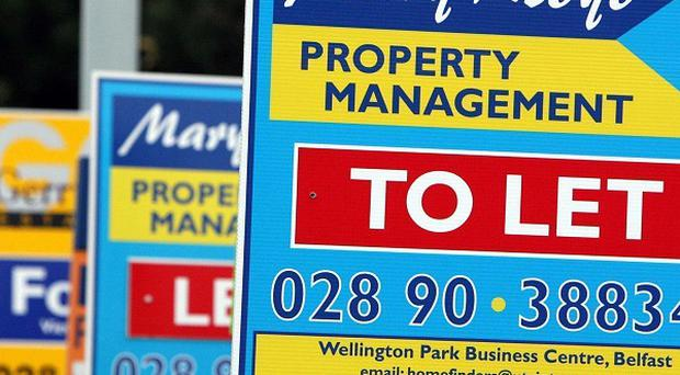 Rents climbed to a record high across England and Wales in September, according to a survey
