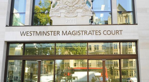 A 19-year-old man is due to appear at Westminster Magistrates' Court charged with six terror offences