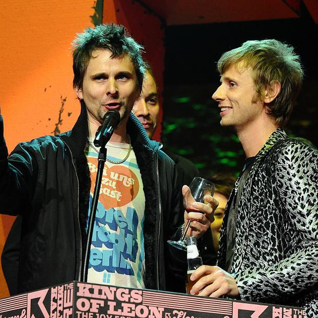 Muse have donated thousands of pounds to Plymouth University for music equipment