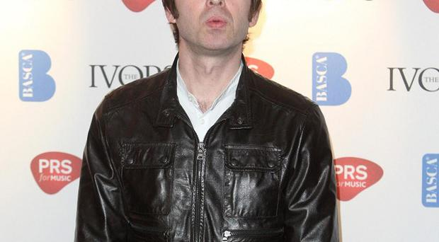 Noel Gallagher's wife persuaded him to go solo