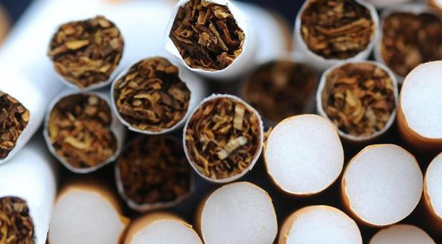 Organised criminals in Northern Ireland are making 29 million pounds a year profit from black market tobacco, it is claimed