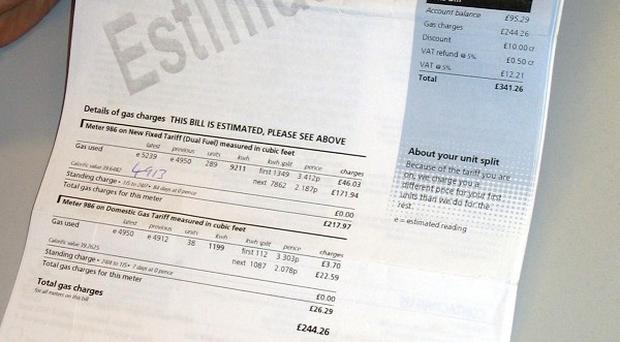 Fifty per cent of people believe power companies seeking large profits are to blame for rising energy bills, a survey has suggested