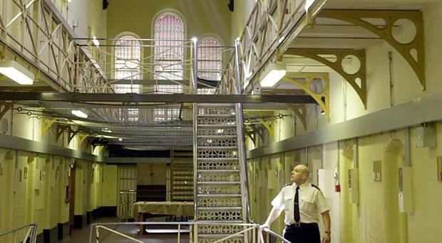 A set of keys fitting every cell door was lost at Birmingham Prison