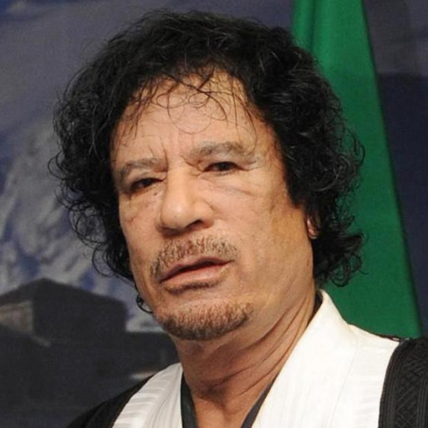 An MP said Muammar Gaddafi's death could clear the way for compensation to IRA victims