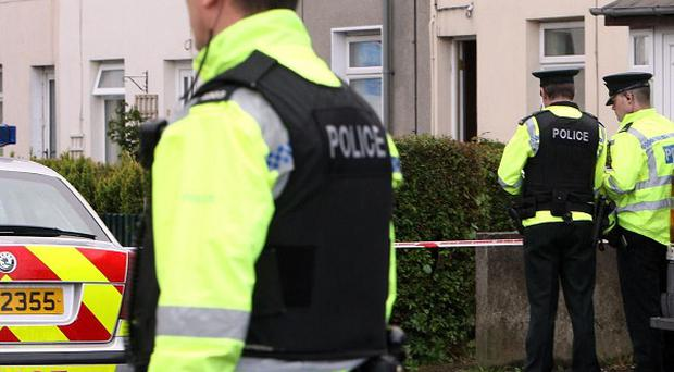 Police believe pipe bombers who targeted a newly-retired police officer in Northern Ireland were trying to murder