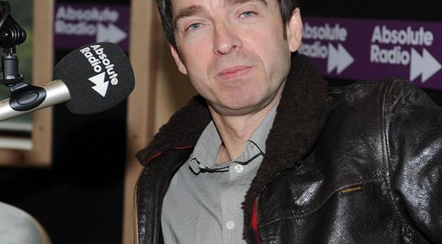 Noel Gallagher's first solo album has flown to the top of the Official Charts