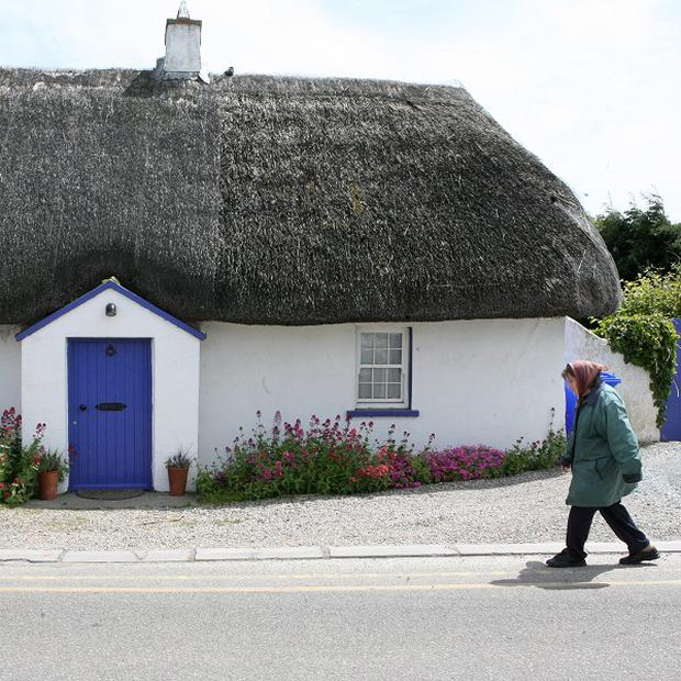 Ireland saw over 100,000 more visitors flock to its holiday spots this year than last