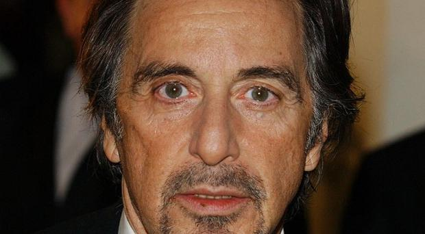 Al Pacino has made a film about the play Salome