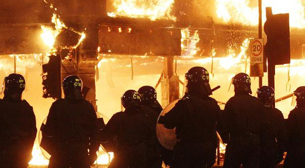 Foreign looters were imprisoned for a variety of crimes including burglary, criminal damage and violent disorder during the summer riots