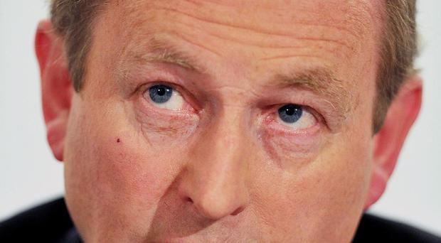 Taoiseach Enda Kenny has urged agreement from EU leaders