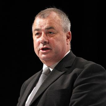 TUC chief Brendan Barber has warned the Government over public sector pension contributions