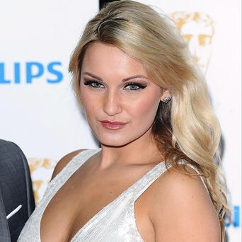 Sam Faiers underwent a brain scan after the incident
