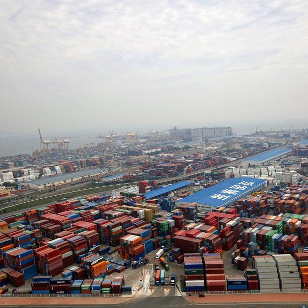 Cargo volumes have risen at an international seaport operator's docks