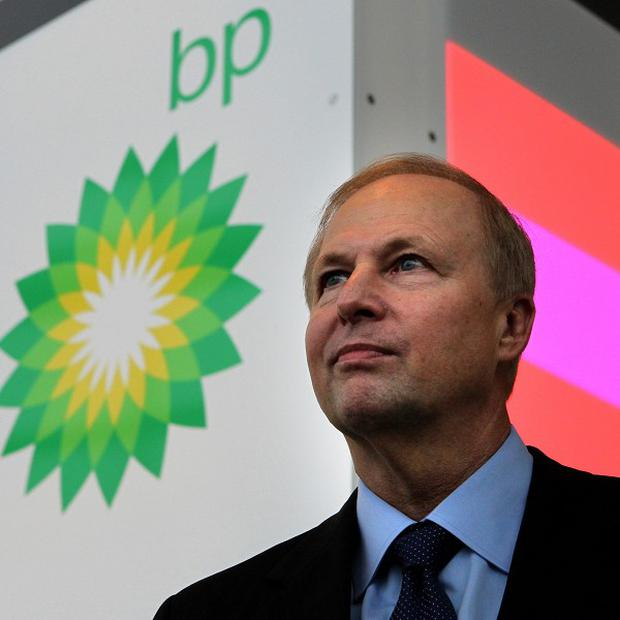 BP boss Bob Dudley said the profits boost marked a turning point after the Gulf of Mexico oil spill disaster