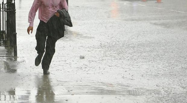 Flooding hit several areas of the UK including Cornwall and Yorkshire