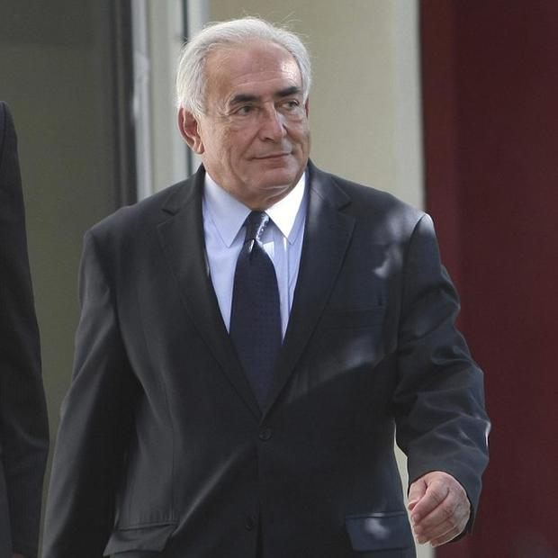 Dominique Strauss-Kahn argued that the civil case should be dismissed because he had diplomatic immunity (AP)