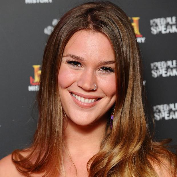Joss Stone was not in court to face the accused