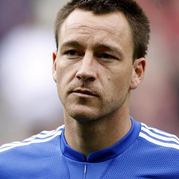 Chelsea captain John Terry denied he had made any racist comments to Anton Ferdinand