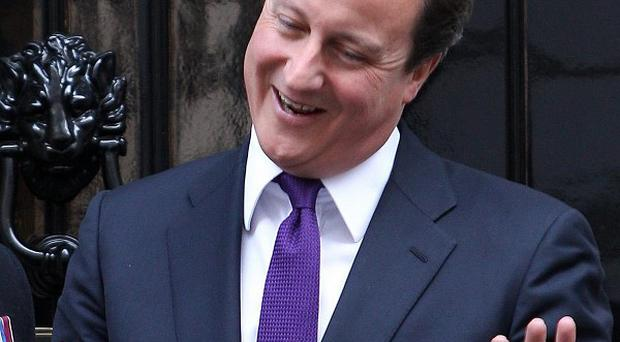 David Cameron has said there will be no EU referendum in the near future