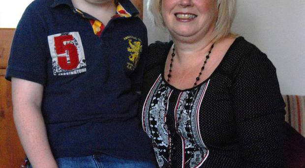 Jack and Jo-ann Grimley