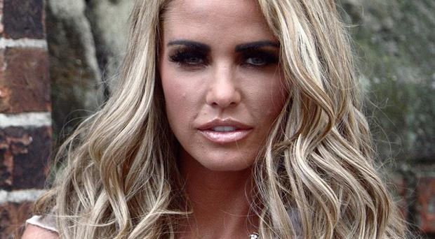 Katie Price has cancelled the launch of her latest book due to illness