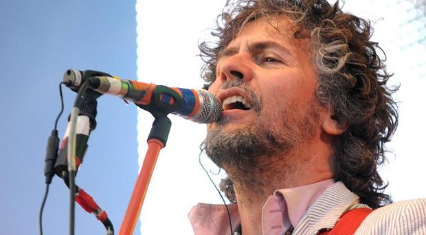 Wayne Coyne of The Flaming Lips will pay tribute to Steve Jobs
