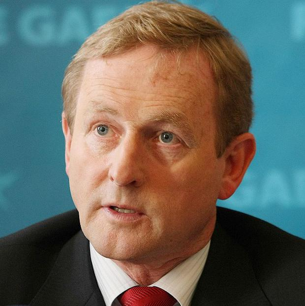 Enda Kenny has urged people to vote Yes in two referendums on Thursday