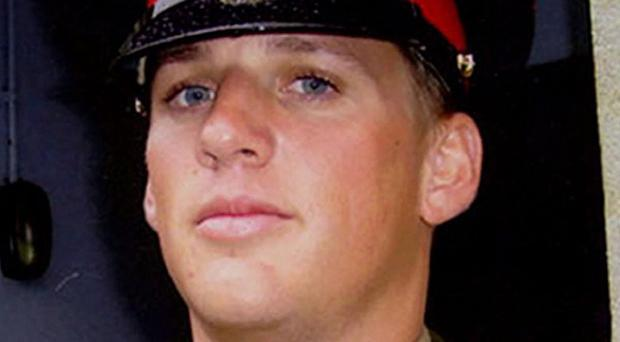 Lance Corporal Jordan Bancroft, 25, was killed in Afghanistan in 2010