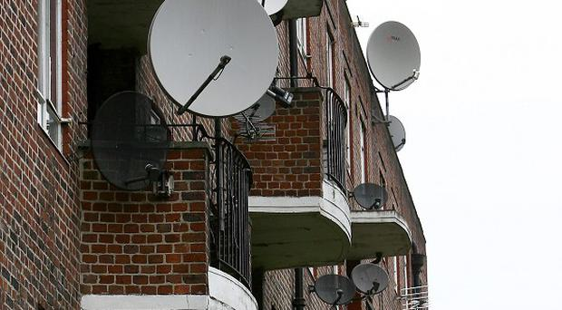 China is worried about the influence of satellite TV