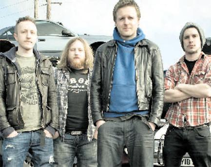 Belfast band LaFaro are hoping to emulate the success of Nirvana