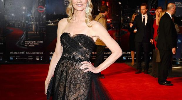 Joely Richardson arrives for the premiere of Anonymous
