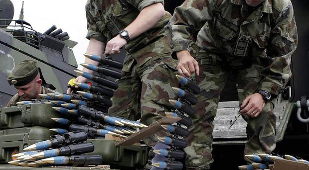 Some 440 members of the Defence Forces will be deployed to Lebanon