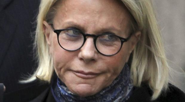 Ruth Madoff admitted she and her husband, disgraced financier Bernard Madoff, attempted suicide (AP)