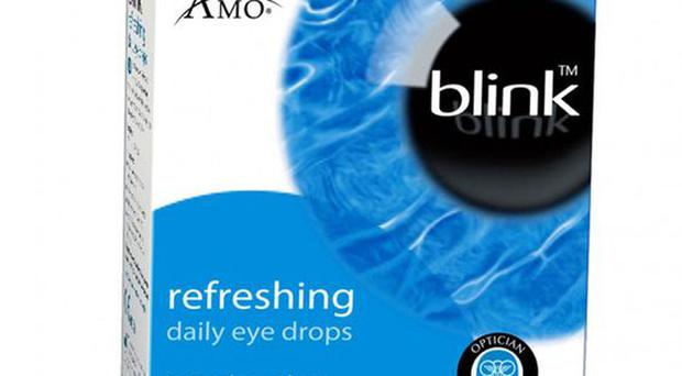 <b>1. Blink-Intensive Teardrop Vials </b><br/> <b>£5.79, </b>boots.com <br/> You'll look bright-eyed as you trudge through arrivals if you have this pack of 20 individual eyewash vials in your bag