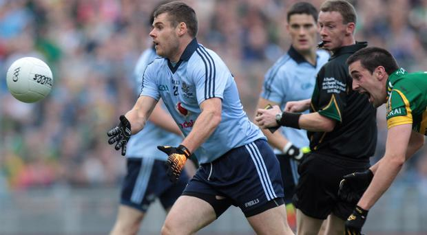 Kevin McManamon's spectacular contribution to Dublin's All-Ireland triumph underlined the importance of the squad system