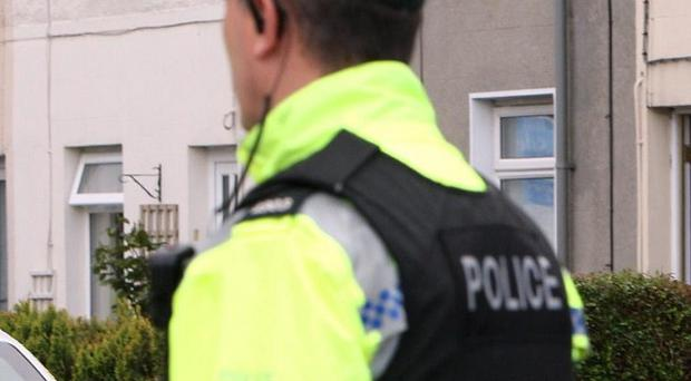 Police are investigating the death of a 60-year-old man who was assaulted at a taxi rank near Belfast city centre
