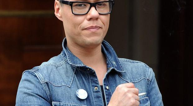 Gok Wan fancied donning wellies in the countryside