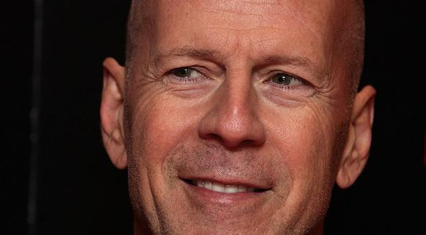 Bruce Willis is going to be a father again