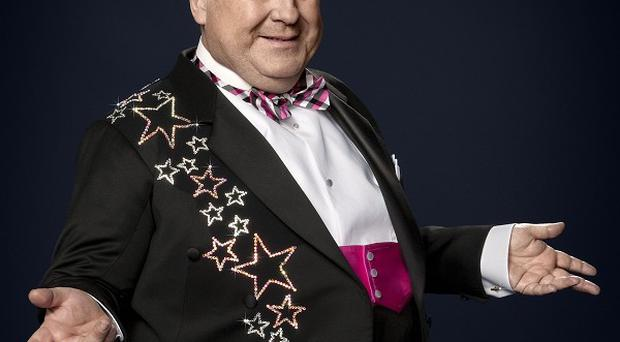 Russell Grant has said he's determined to dance this weekend
