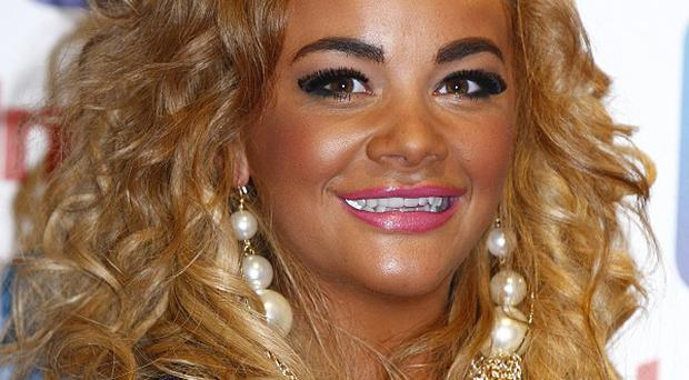Chelsee Healey currently stars in the BBC show