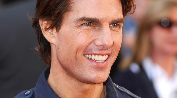 Tom Cruise had Lee Child's blessing for the role
